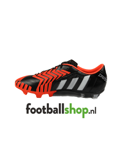 Adidas Predator Instinct TRX FG – Zwart/Rood binnenkant schoen