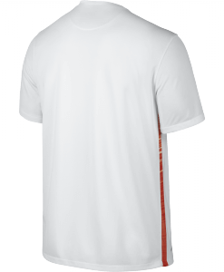Nederlands Elftal Uitshirt 15/16 achterkant shirt