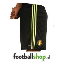 België Thuisbroek EK2016 zijkant broek