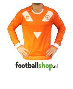 Thuisshirt-oranje-wit-errea