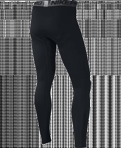 Nike Thermobroek Lang Zwart achterkant broek