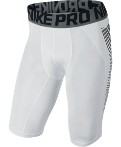 Nike Pro Hyperstrong Footballl Slider Shorts White 727059