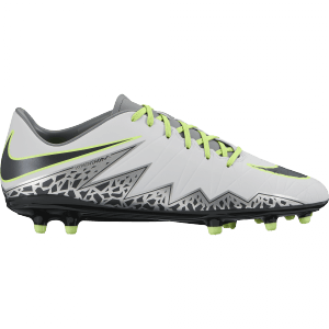 Nike Hypervenom Phelon II Pure Platinum Ghost Green 749896-003