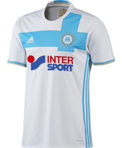 Olympique Marseille Thuisshirt 2016-2017