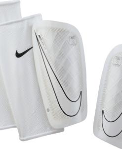 Nike Scheenbeschermers Mercurial Lite White