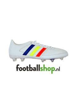 adidas Gloro 16.1 White Solar Yellow Shock Blue S42167