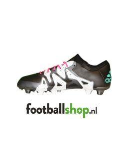 Adidas X15.1 Core Black Shock Mint White S78175 binnenkant schoen