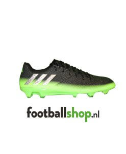 adidas Messi 16.1 Dark Grey Silver Met Solar Green S79625