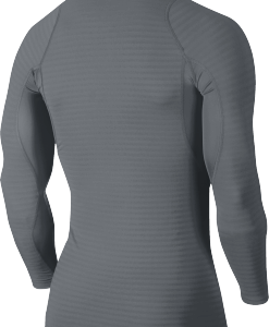 Nike Thermoshirt Pro Warm Top 725029-065 achterkant shirt