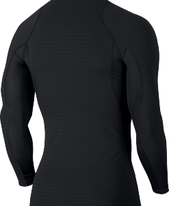Nike Thermoshirt Pro Warm Top 725031-010 achterkant shirt