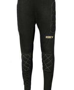 Deze Robey Keepersbroek heeft een optimale pasvorm.