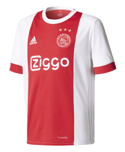 adidas Ajax Thuisshirt 2017-2018 Kids