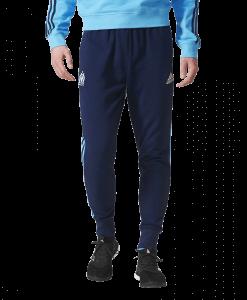 adidas Olympique Marseille Sweat Trainingspak 2017-2018 Broek