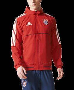 adidas Bayern Munchen Presentatie Jack 2017-2018