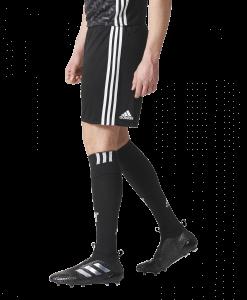 adidas Manchester United Uitbroekje 2017-2018 zijaanzicht