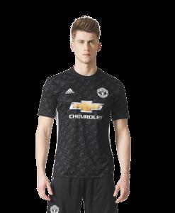 adidas Manchester United Uitshirt 2017-2018