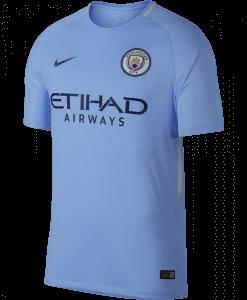 Nike Manchester City Thuisshirt 2017-2018