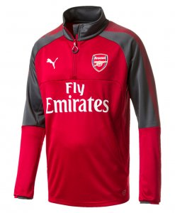Puma Arsenal Trainingspak 2017-2018 Red