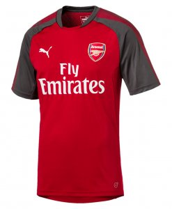 Puma Arsenal Trainingsshirt 2017-2018 Red