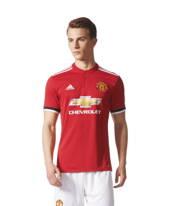 adidas Manchester United Thuisshirt 2017-2018